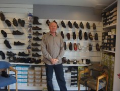 Chris Erikson, Comfoot Proprietor
