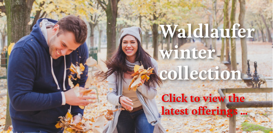 Waldlaufer winter footwear collection 2019