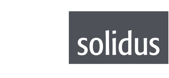 Solidus shoe manufacturer logo