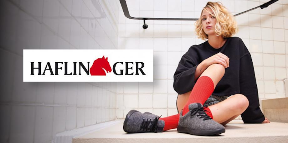 Haflinger Woollen Sneakers 950001