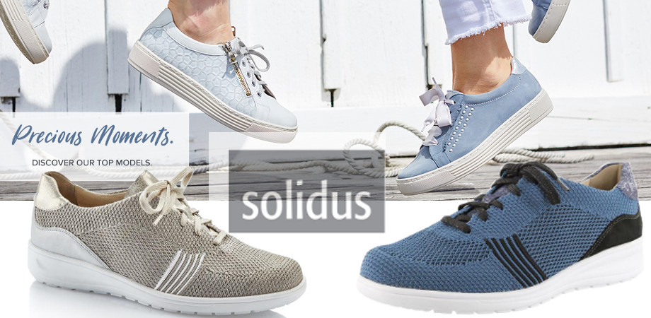 Solidus Collection at Comfoot Footwear