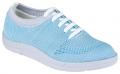 Berkemann Allegra Blue and Light Grey